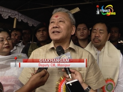 Gaikhangam says the Centre must not remain silent when NSCN-IM has broken the ground rule
