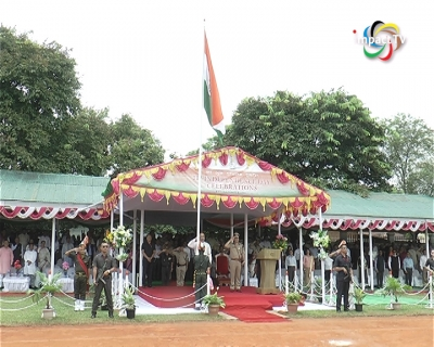 CM Biren in his independence day speech asserts the 4-month old govt has been able to win people's faith