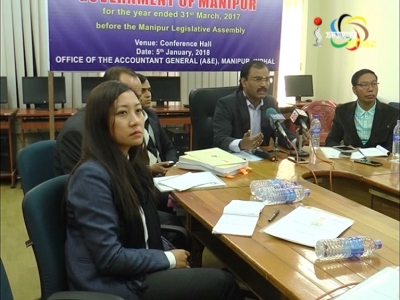 Accountant General of Manipur stresses need for financial discipline