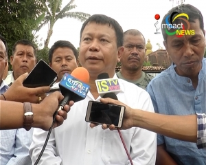 Congress Spokesperson Khumukcham Joykisan demands the state Govt to clarify if the ceasefire between NSCN-IM and Indian Govt includes Manipur