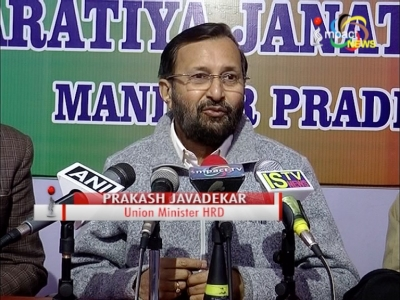 Union Human Resource Minister and BJP Manipur In-charge, Prakash Javadekar continues to blame Ibobi for the economic blockade