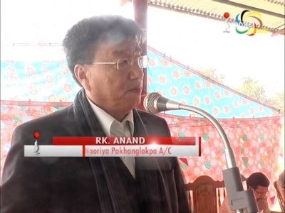 Manipur Govt will not surrender to any forms of Bandh and Economic blockade : RK Anand