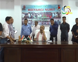 6th Meeyamgi Numit held at Chief Minister's Secretariat