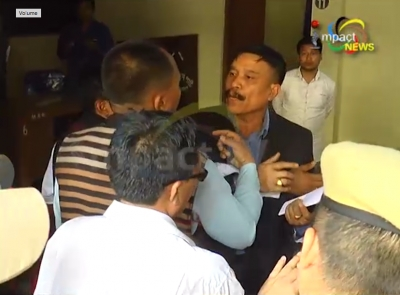 Manipur's oldest regional party MPP ousts N. Sovakiran as party's president on charges of embezzling party fund and maladministration