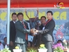 Minister Thongam Biswajit says the State Government targets to electrify the State by December this year