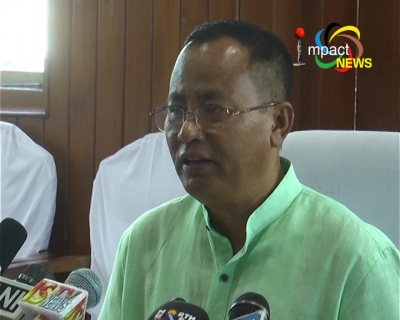 H1N1 virus detected in Manipur, Health minister Jayentakumar says the infected person is admitted at Shija hospitals