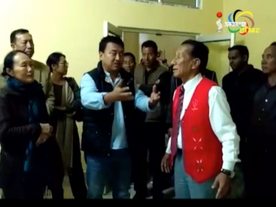 Tangkhul Naga Long bans Chief Minister Okram Ibobi Singh in Ukhrul district and from inaugurating all the projects in the district