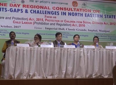 Regional Consultation on Child Rights -Gaps & Challenges in North Eastern States calls for protection of child rights