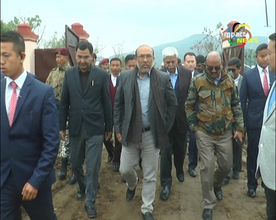 CM Biren says Prime Minister Modi will inaugurate and lay foundations for 14 selected projects during his state visit