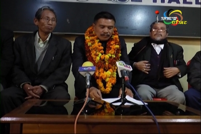 President of Manipur Peoples Party, N. Sovakiran has been released from the police custody