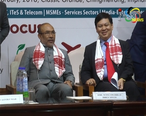 CM Biren opens the 3rd Annual Convention for enhancing ties between Indian and ASEAN Countries