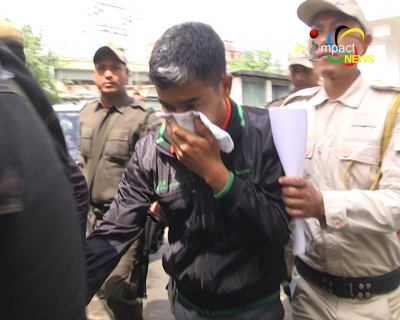 Special Judge, POCSO, Imphal West convicts one Sagolsem Ranbir under section 6 of POCSO Act 2012 for raping a minor