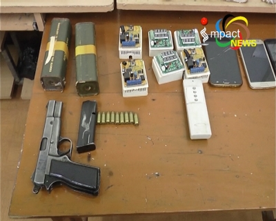 Imphal West Police has arrested 3 suspects in connection with Kakwa Naorem Leikai bomb blast that occurred yesterday