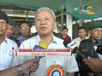 Gaikhangam says lack of respect for elders among the educated is responsible for the present unrest in the state.