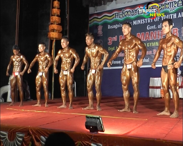 Ningthoujam Suraj consecutively bags Mr Moirang Khamba title