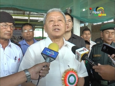 Manipur govt is making effort to introduce a bill to protect indigenous people before announcement of assembly election