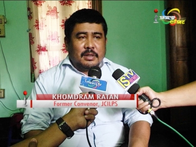 Khomdram Ratan breaks his silence after he was declared wanted by the police
