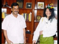 Human Rights activist Irom Sharmila now wants to meet Prime Minister Narendra Modi
