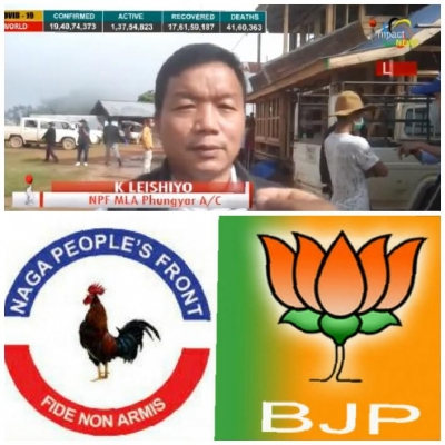 NPF-BJP, TO BE OR NOT TO BE?