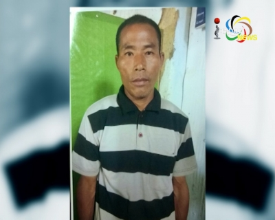 Kh. Kashin, 50, accused in Senapati rape case declared wanted by Home department
