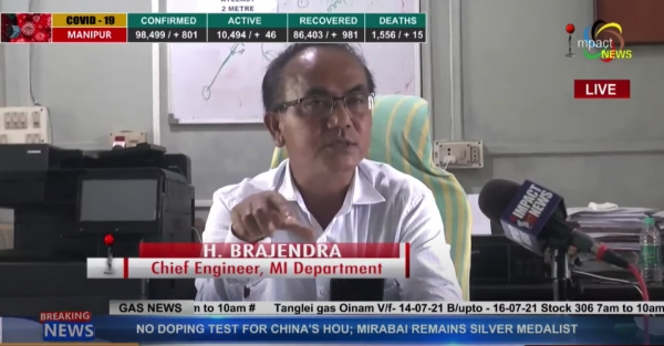 PADDY LANDS HIT BY DELAYED MONSOON NOT UNDER MINOR IRRIGATION DEPT: MI CHIEF ENGINEER