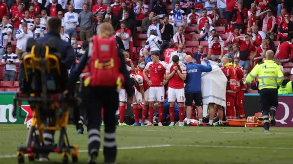EURO 2020: Denmark 0-1 Finland