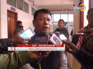 Congress MLA Khumukcham Joykisan lauds role of media persons in society