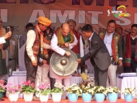 BJP WILL FORM 'MAJORITY' GOVERNMENT IN MANIPUR: AMIT SHAH