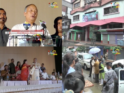 Chief Minister Ibobi appeals to insurgent groups to re-consider ban on Bollywood films in Manipur