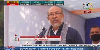 CENTRE APPROVES NEW MEDICAL COLLEGE IN CHURACHANDPUR: CM BIREN SINGH