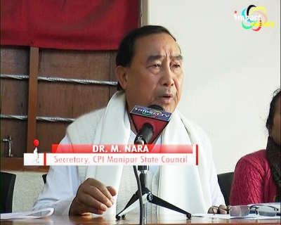 Dr Nara accuses Congress-led state govt of being corrupt and insincere
