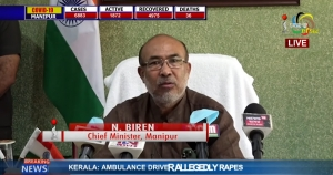 CM N Biren assures to award befitted punishments to those involved in gang rape