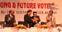 "Manipur observes  7th National Voter's Day under the theme ""Empowering Young & Future Voters""; E-Manipur Election mobile app launched"